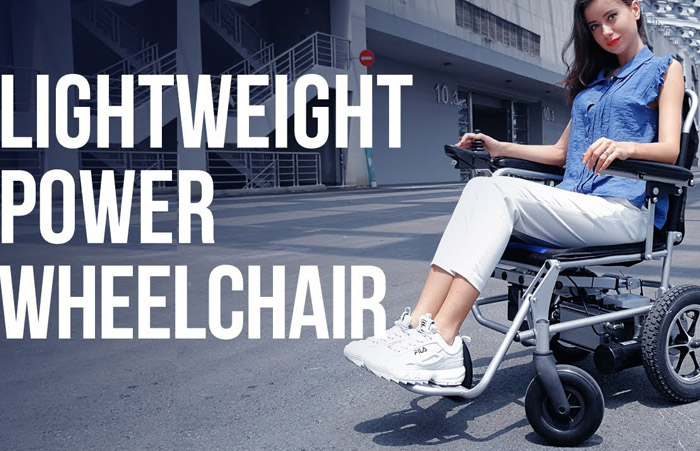 Airwheel H3Mini Lightweight wheelChair
